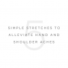5 Simple Stretches to Alleviate Aches