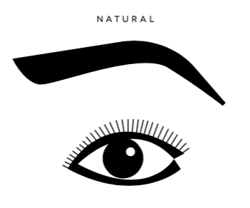 Natural Eye Shape
